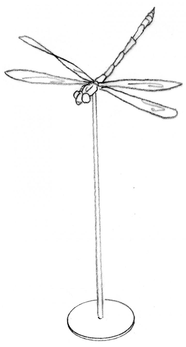 糸トンボ Ⅱ
