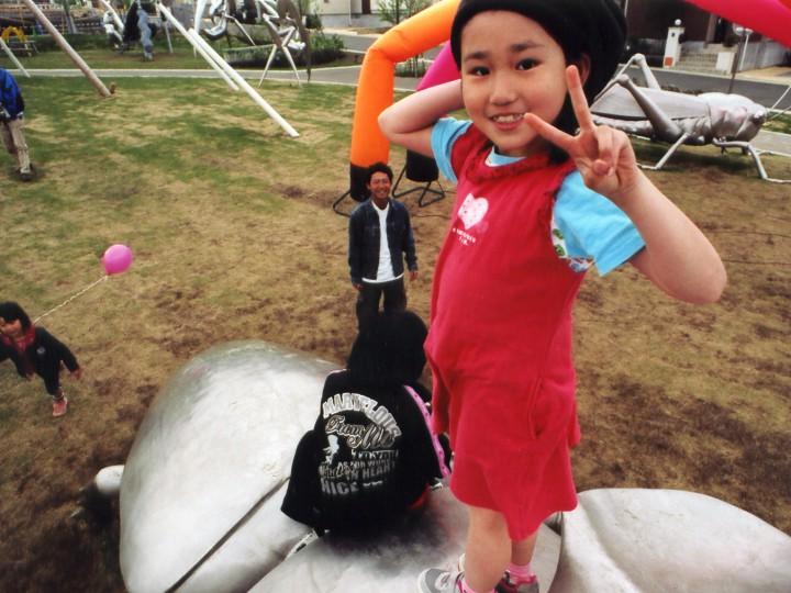 ローレルヒルズ手賀の杜「まち」びらきフェスタ(2005年)