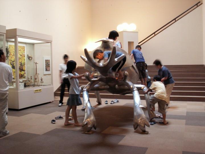 藤枝市郷土博物館 第22回企画展「生物アート展」(2006年)