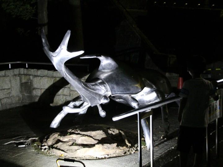 むし・虫・カブトムシ!展(2016年)