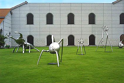 美術館ワンダーランド 自然のなかで(2003年)