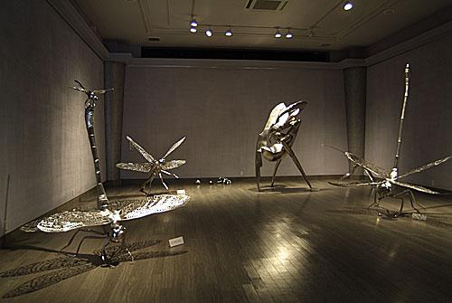 個展・ギャラリー有遊(2003年)