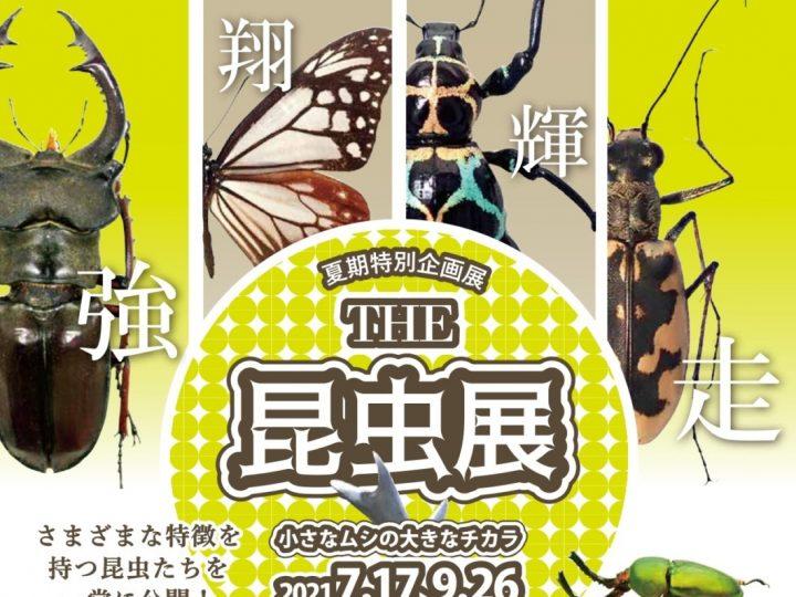 島根県立三瓶自然館サヒメルに展示します